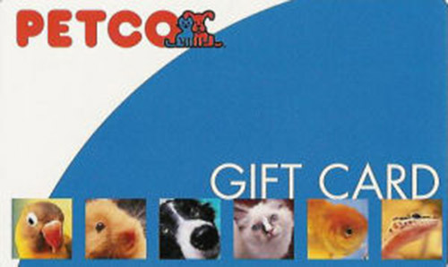 Win a $1500 Petco Gift Card - Online Sweepstakes